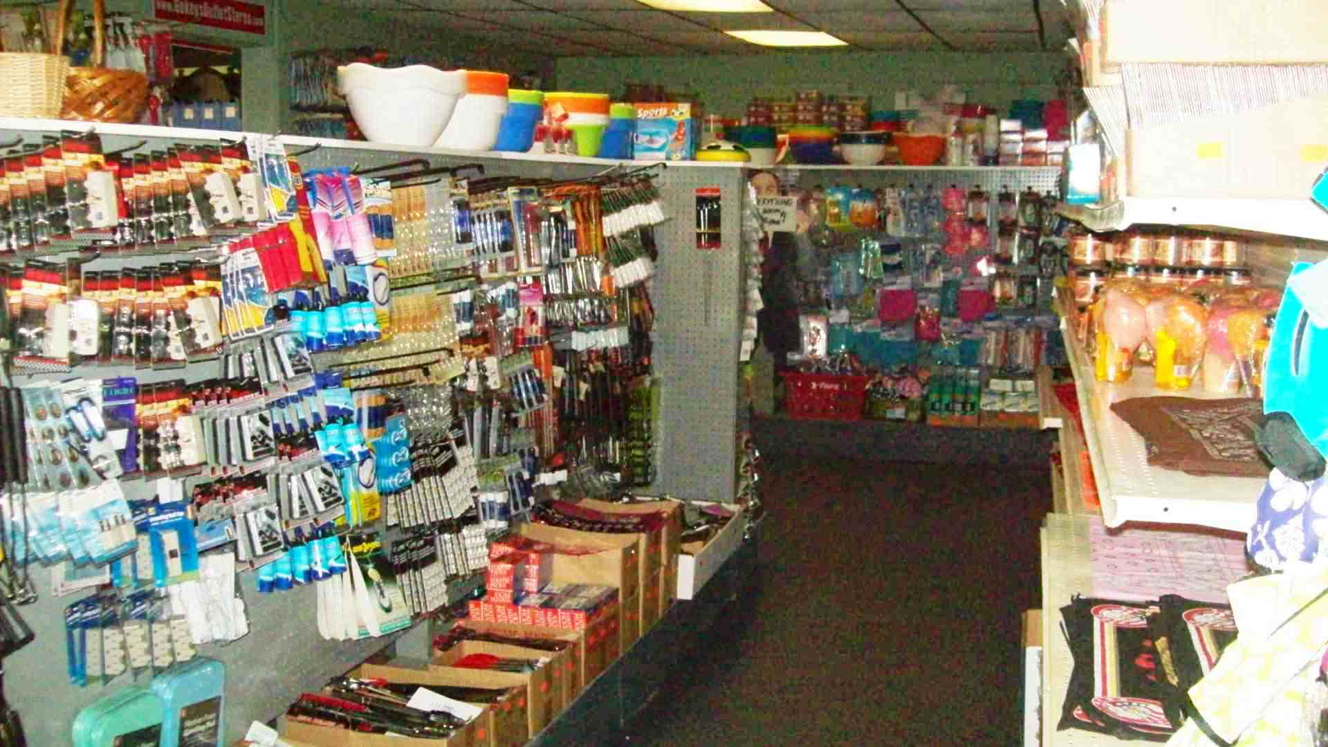 Vast Selection of Dollar Items