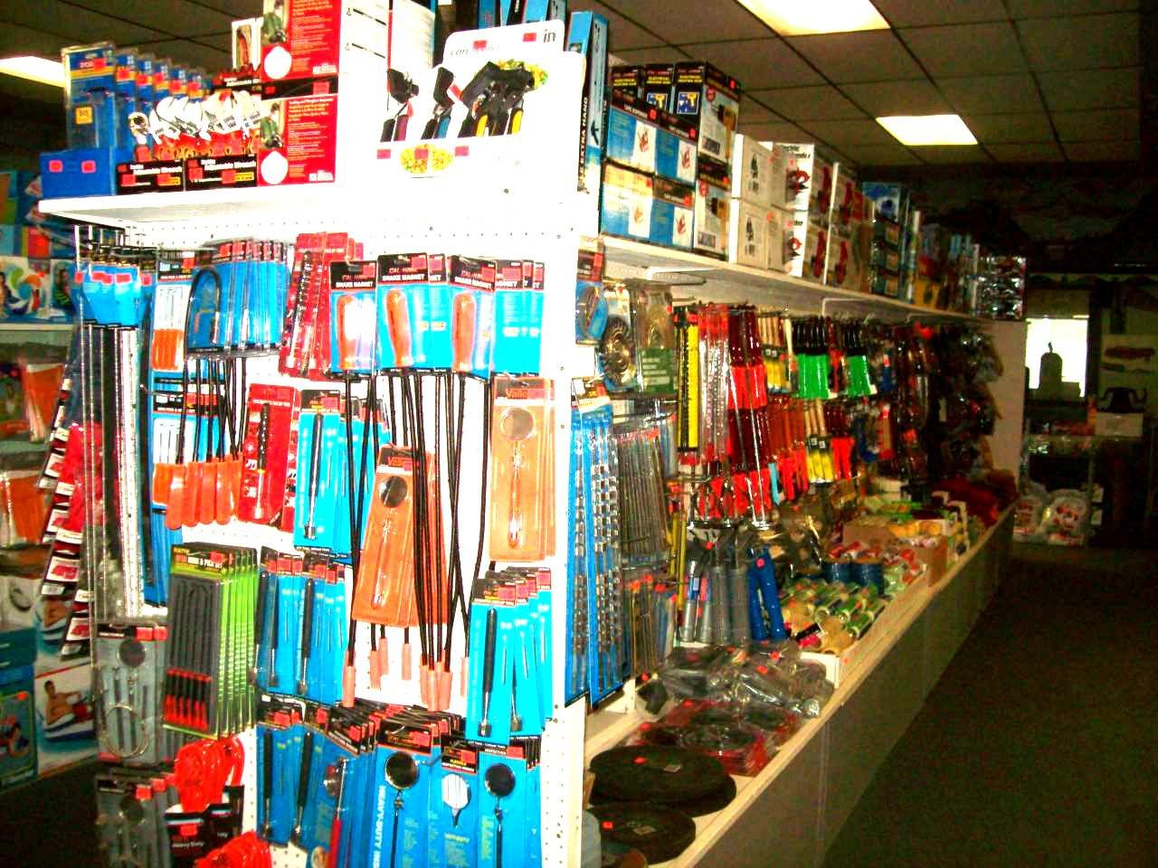 Tools and Hardware at Gokeys Outlet Stores